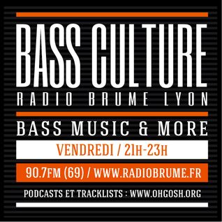 Bass Culture Lyon S10EP23D - Rylkix - Drum and Bass (New School)