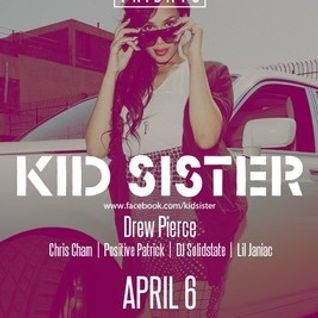 CHRIS CHAM & KID SISTER @SUTRA NIGHTCLUB NEWPORT BEACH 4-6-12