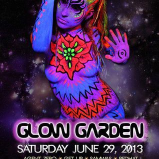 GLOW GARDEN 6/29/2013 Live Set