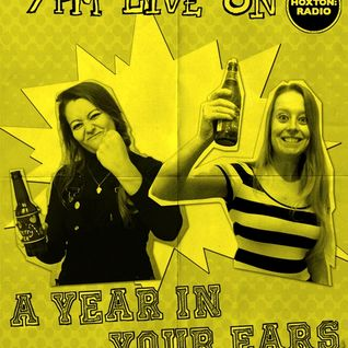 One Year of Get In Her Ears - Gigslutz Girls' New Music Show 04.02.16