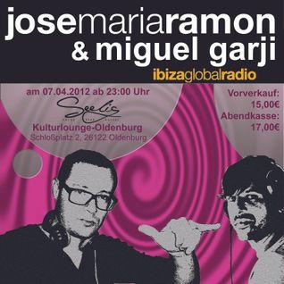 Jose Maria Ramon Special Seelig Mix Oldenburg 07.04.12