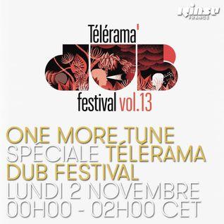 One More tune #29 - Special TDF - Atili Bandalero & Dj Q-Mastah Guest Mix - RINSE FR - (02.11.15)