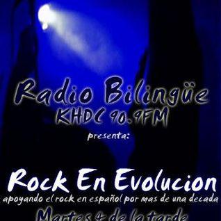 Rock En Evolucion 3 de Mayo 1ra hora