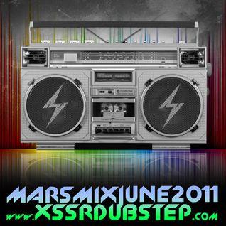 Mars - June 2011 Mix