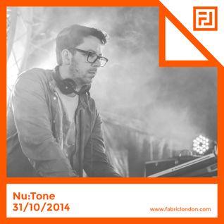 Nu:Tone - FABRICLIVE Promo Mix