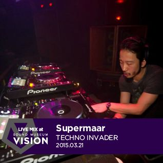 LIVE MIX AT VISION Supermaar 21th Mar 2015