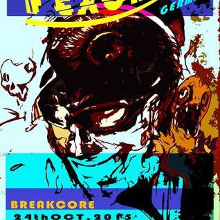 Fexomat @ Breakcore Galore (4KM Party Center, Sofia/Bulgaria)[2015]