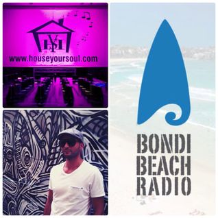HYS Show on Bondi Beach Radio with George Kristopher 2.4.15