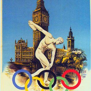 Lost Gold - an alternative Olympic mixtape