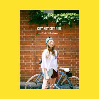 DJ UCHIAGE / CITY BOY CITY GIRL No.02