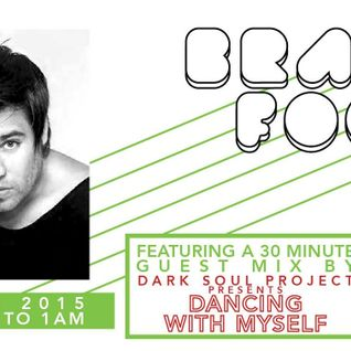 "Dark Soul Project Presents Dancing With Myself @ Kiss Fm Radio Guest mix for Rob Zile ""Brain Food"""