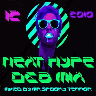 NEXT HYPE D&B MIXED BY MR.SPOOKY TERROR