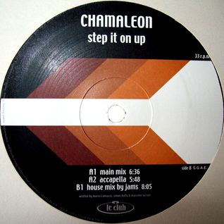 "CHAMALEON  ""Step it on up"" (Main Mix)"