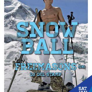 DEL STAMP - WHISTLER PRIDE & SKI FESTIVAL SNOWBALL PODCAST