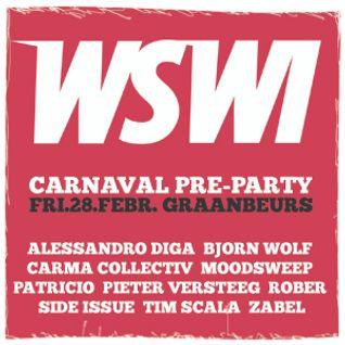 Alessandro Diga - premix for WSWI 28 FEB 2014 Graanbeurs Breda