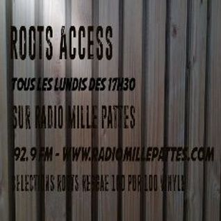 Roots Access  - 2016-04-25