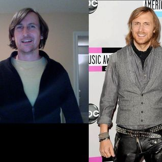 The Parisians thought I was David Guetta, but then I did this, they realized I wasn't