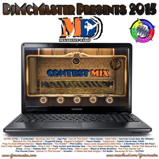 DjMcMaster Presents 2015 - MegaDanceRadio Contest Mix (2nd place)