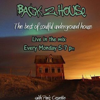 Back 2 House 1 with Paris Cesvette on SG1 Radio 23 - 02 - 2015