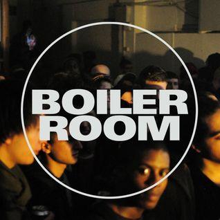 25 MIN MIX - BOILER ROOM #23 THE BPM & MR WONDERFUL