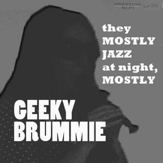 Geeky Brummie With Ryan Parish: Mostly Jazz Weekend (09/07/2016)