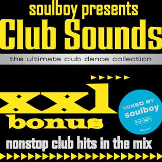 soulboy presents clubsounds the ultimate club dance collection XXL BONUS