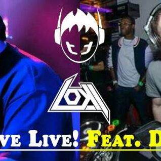 Dean Zone - Loki Online Live Mix