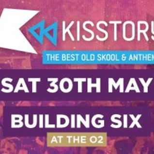 KISSTORY @ Building Six O2, London 30/05/15