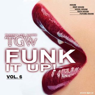 Tommy Gee White - Funk It Up! Vol. 6