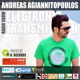Andreas Agiannitopoulos (Electronic Transmission) Radio Show_108