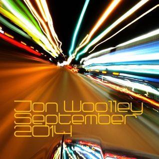Jon Woolley September 2014 Techno