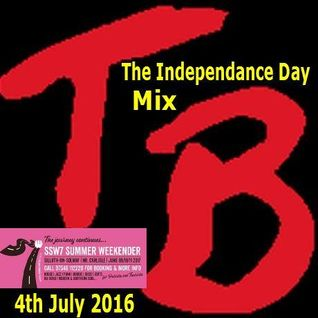 TeeBee's Independance Day House Mix 4th July 2016.