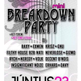 Neverlose - Breakdown Mix 2012
