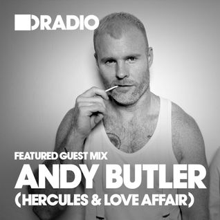 Defected In The House Radio - 13.10.14 - Guest Mix Andy Butler