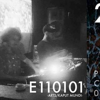 2Techno Podcast #005 - E110101