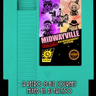 Midwayville - A Retro 8-Bit Journey