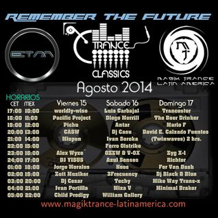 Remember The Future - Trance Classics