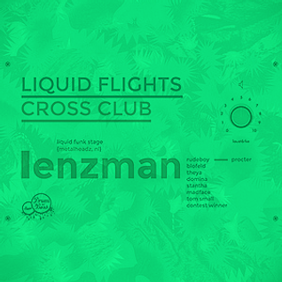 Liquid Flights w/ Lenzman – Contest Mix
