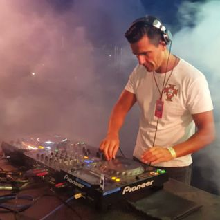 Sziget Live Show Groove Salvation in the Mix Budapest 2016