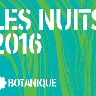 Mixcloud Monday: Les Nuits