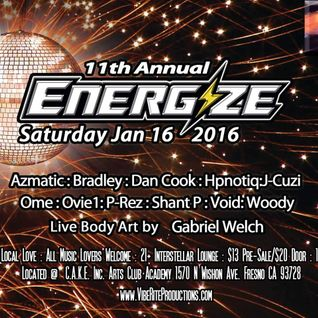Interstellar Lounge at Energize 2016_1-2am