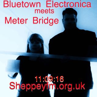Bluetown Electronica live show 11.09.16