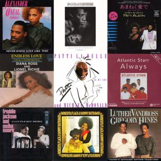 1980s : RnB Soul Duets #01 Valentines Special