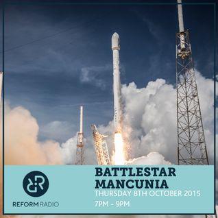 Battlestar Mancunia 8th October 2015