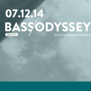Bass Odyssey Radio Show #2 (07.12.14)