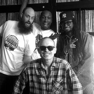 I Love Vinyl Radio, Episode 5 with Sal P (Liquid Liquid)