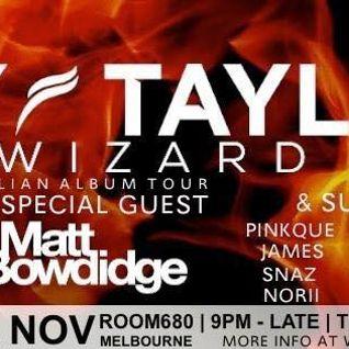 Ferry Tayle B2B Matt Bowdidge B2B James – Trancegression (Room 680, Australia) – 14.11.2014