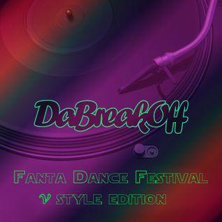 DaBreakOff presents: Fanta Dance Festival Newstyle Promo (2013)