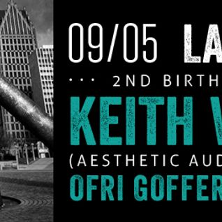 Later @ Deli 2nd B-day - Niv Hadas & Ofri Goffer