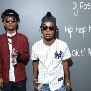 DJ FOS Hip Hop / RnB Mix October 2014 (Kendrick Lamar, Rae Sremmurd, ASAP Ferg, Kid Ink, Usher)